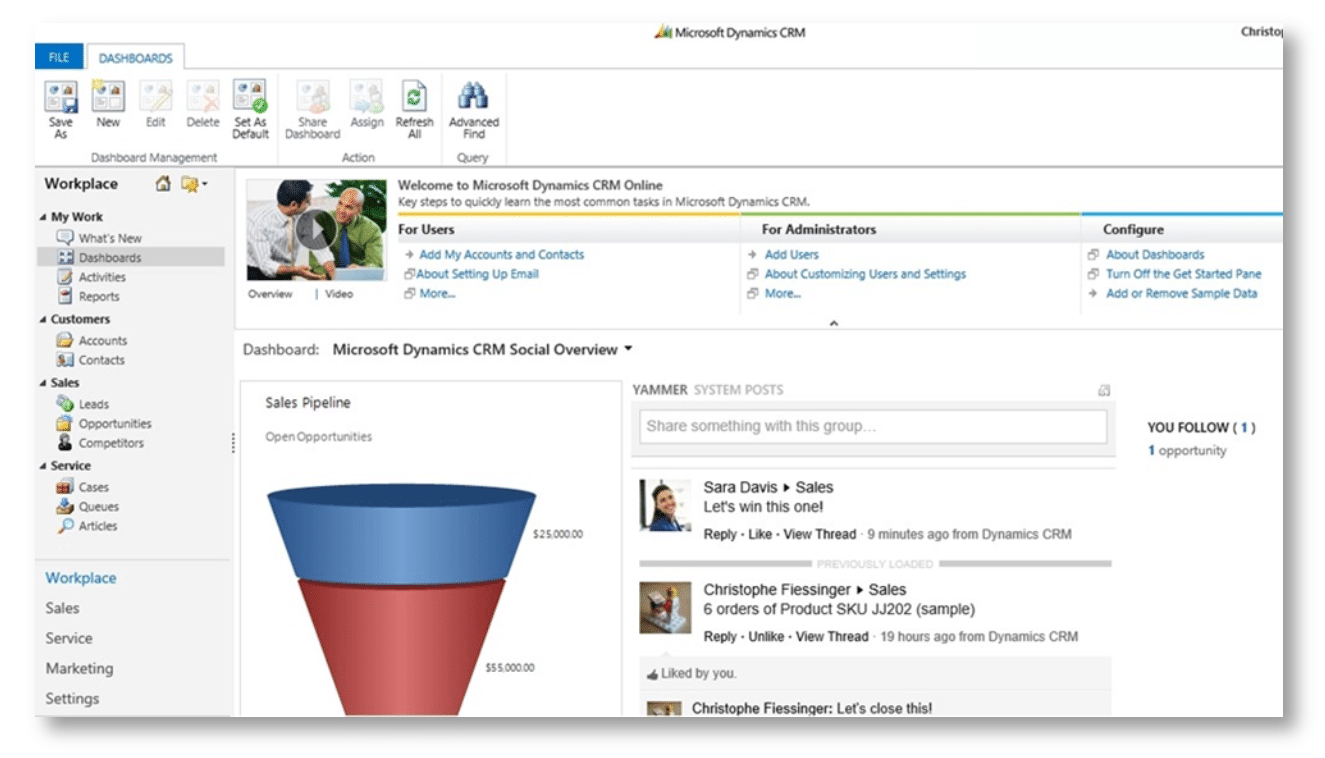 4 Reasons To Get Excited For Microsoft Dynamics Crm 2013 Release