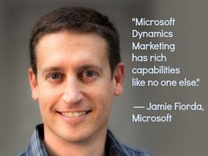 Microsoft Dynamics Will 'Capture Marketers Imaginations'