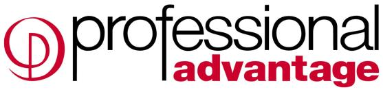 Professional Advantage Logo