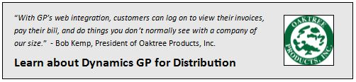 Oaktree Products, Inc. Case Study
