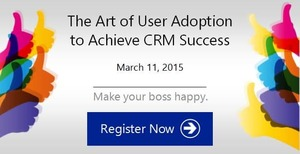 So, you bought a CRM solution…Are you using it?
