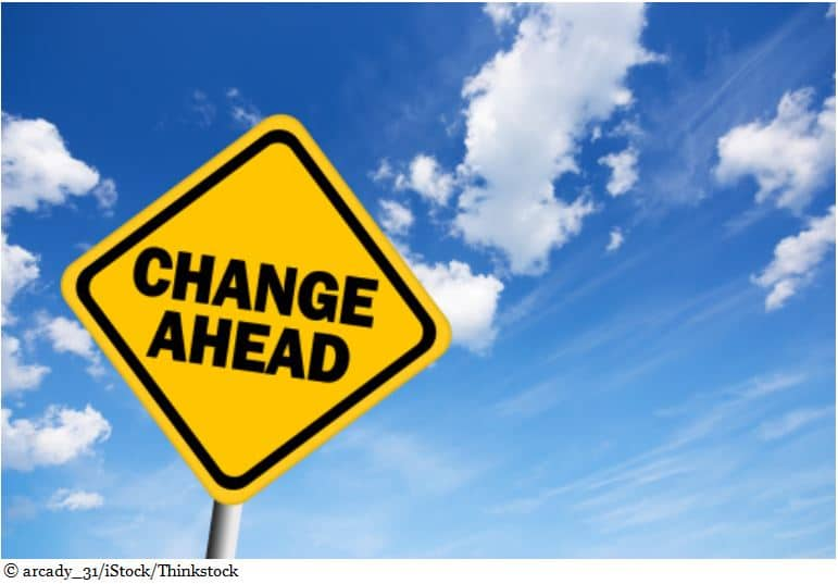 Dealing with Implications of Accounting Change