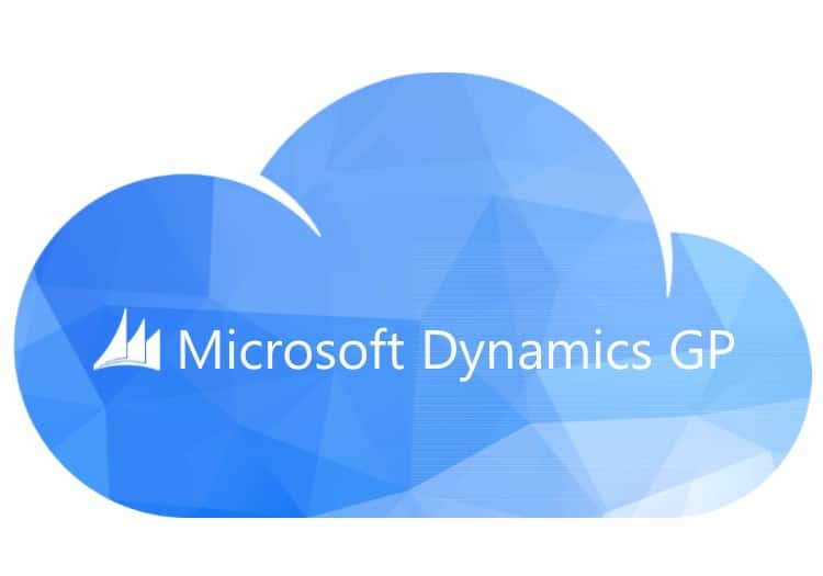 Microsoft Dynamics GP Cloud image