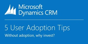 5 Proven User Adoption Tips for Microsoft Dynamics CRM