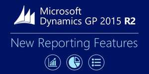 Reporting Features in Microsoft Dynamics GP 2015 R2 – 3 Enhancements for Simplicity & Flexibility