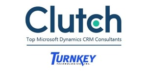Turnkey Technologies Named a Top Microsoft Dynamics CRM Consultant by Clutch