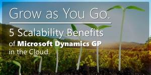 5 Scalability Benefits of Microsoft Dynamics GP in the Cloud