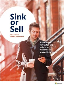 Sink or Sell - Guide to Modern Sales Survival (landing page image)