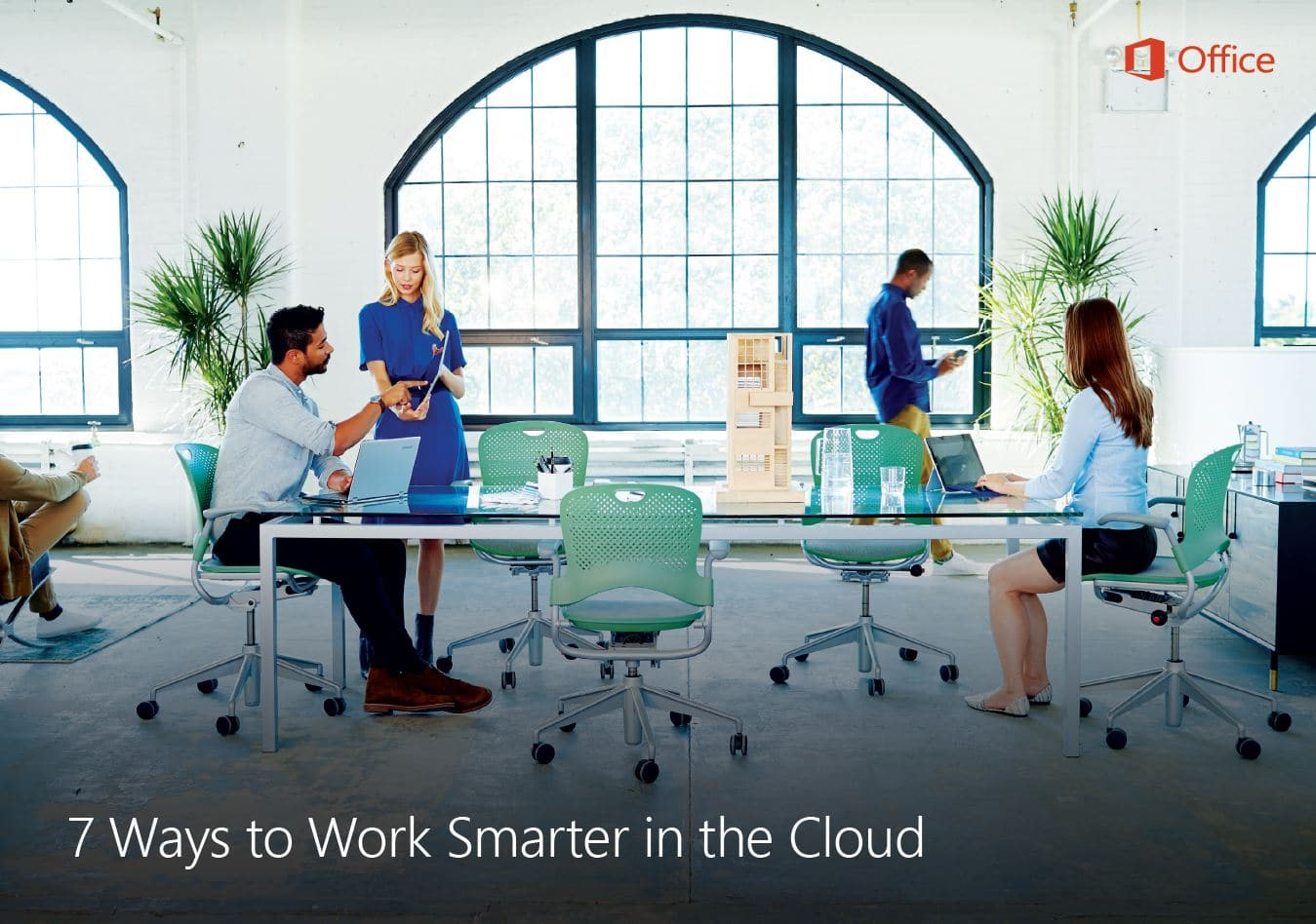 Office 365 - 7 Ways to Work Better in the Cloud eBook (image 1)