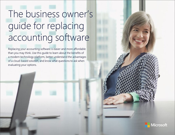 Microsoft Dynamics ERP Software - business-owners-guide