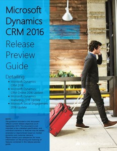 CRM 2016 Release Preview Guide - LP Image