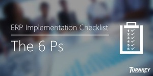 Looking for an ERP Consultant in St. Louis? Here's an ERP Implementation Checklist