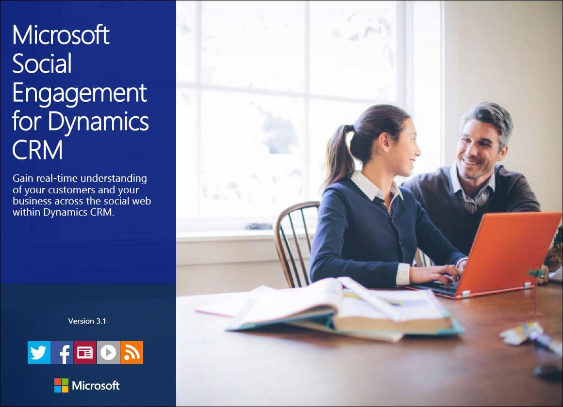Social Engagement for CRM cover image