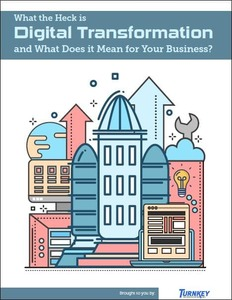 What the heck is digital transformation - white paper