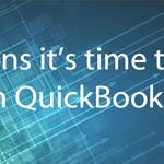 Scaling up: 6 signs it's time to ditch QuickBooks