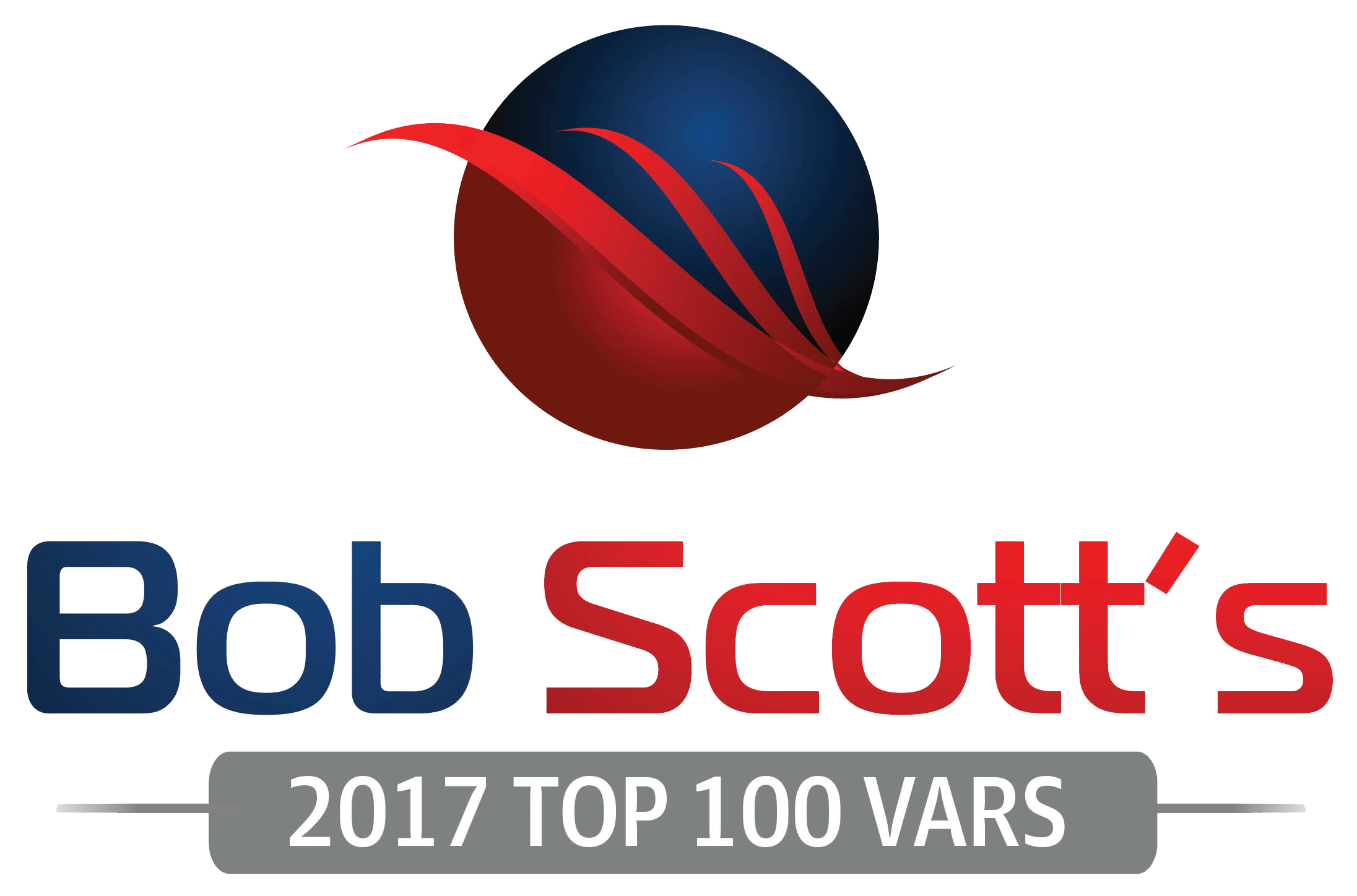 2017 Bob Scott's Top 100 VARS logo