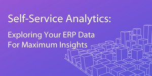 Self-Service Analytics: Exploring Your ERP Data for Maximum Insights