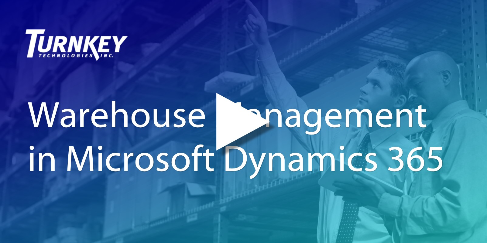 Warehouse Management in Microsoft Dynamics 365