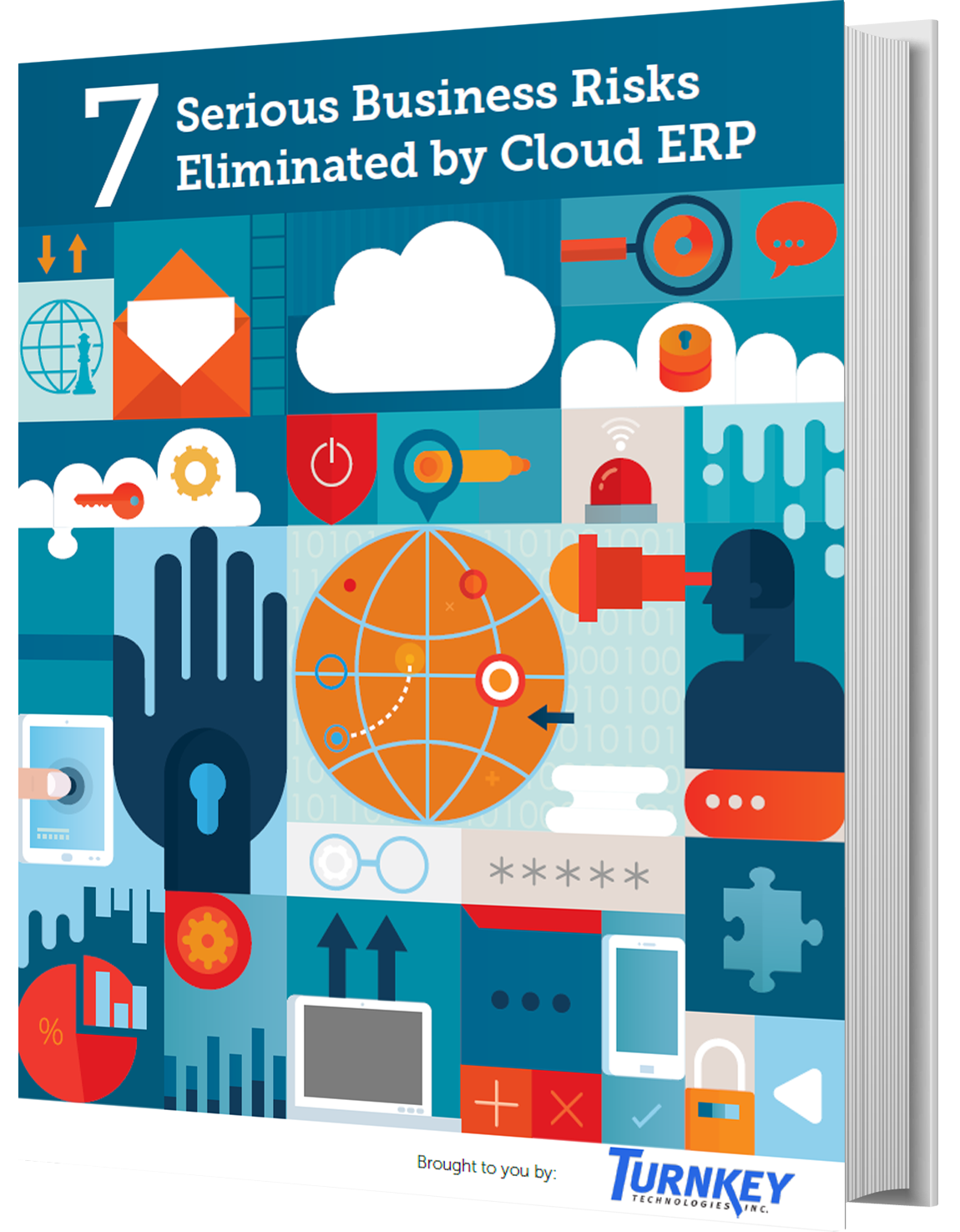 7 Risks Eliminated by Cloud ERP - eBook image 2
