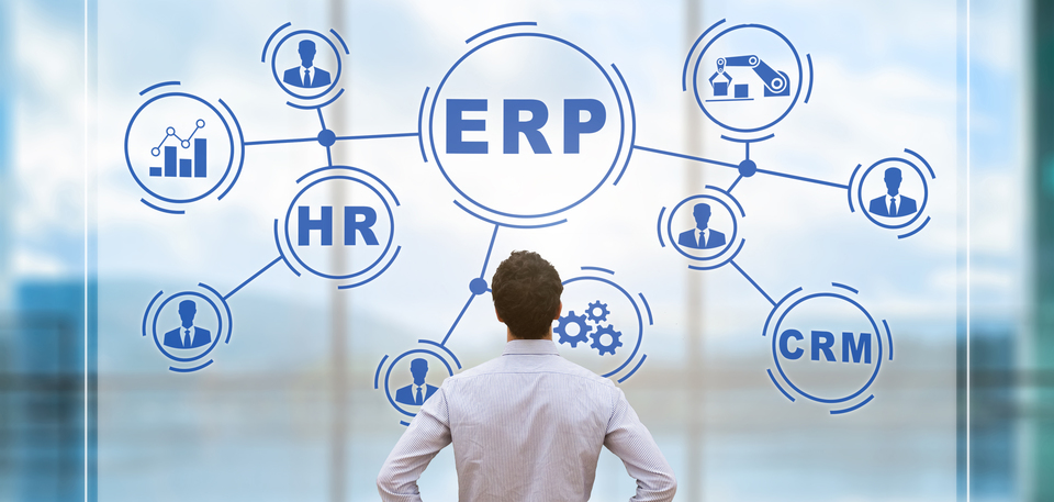 Learn How Choosing The Right ERP Can Pull It All Together - Free Webinar from Turnkey Technologies