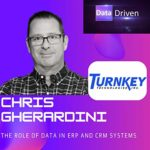 ERP consulting podcast by data driven with Chris Gherardini