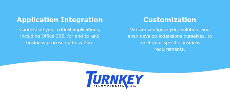 dynamics services description of the application integration and customization capabilities
