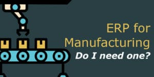 erp for manufacturing main image